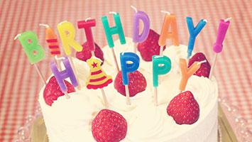人気の定番から意外なものまで、おすすめの誕生日プレゼントのサムネイル画像