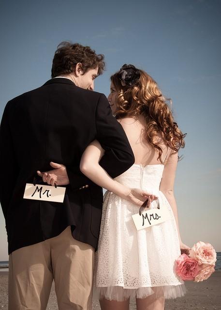 一生に一度のことだとからおしゃれで可愛い結婚式にしたい♡のサムネイル画像