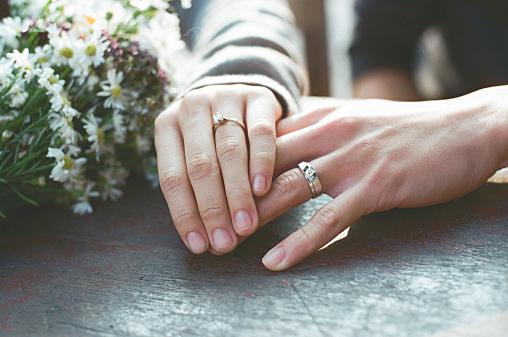 憧れのプレゼントといえば…恋人からの指輪、どの指にしてる?のサムネイル画像
