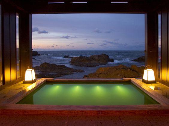 【カップルに大人気】貸切り露天風呂のある温泉宿でほっこりしようのサムネイル画像