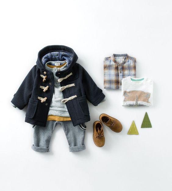 男の子ママ必見☆可愛い&カッコ良い カジュアルベビー服ブランド4選のサムネイル画像