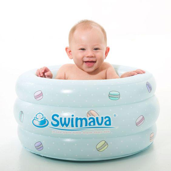 【月齢別】かわいい赤ちゃんとの入浴を最高に楽しむための方法♪のサムネイル画像
