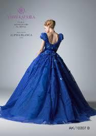 【青ドレス】上品なドレスや、華やかなドレスなど画像多数ありのサムネイル画像
