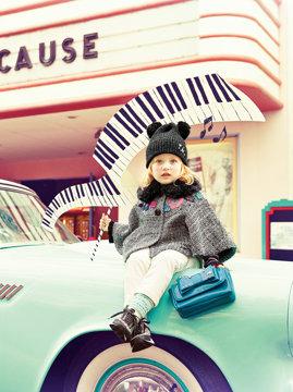 おシャレな子供大集合!カッコかわいい子供服の人気ブランドまとめのサムネイル画像
