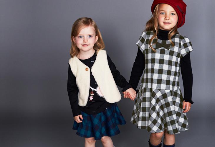 女の子の子供服はワンピースが超おススメ!かわいさが止まらない?!のサムネイル画像
