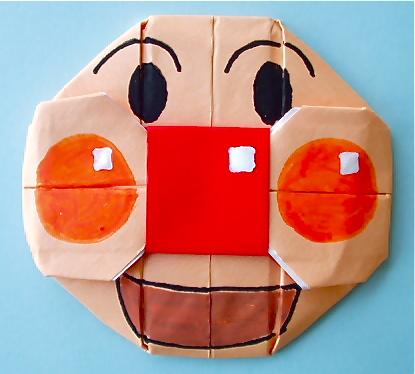 【折り紙】アンパンマンを折り紙で作ることはできるのか?!のサムネイル画像