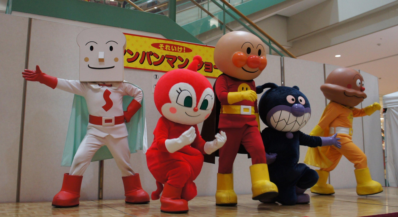【イベントで大人気!】子供が喜ぶ♪アンパンマンショーの動画特集!のサムネイル画像