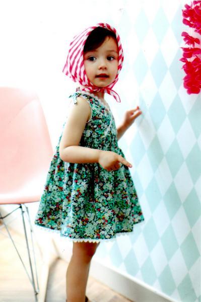 今韓国がアツい!!安い!可愛い!多彩なデザイン!の子供服!のサムネイル画像