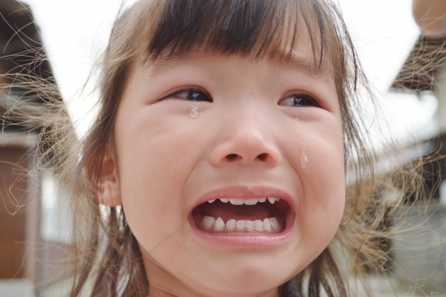 3歳で夜泣き!?夜泣きの原因は??3歳で夜泣きって、大丈夫??のサムネイル画像