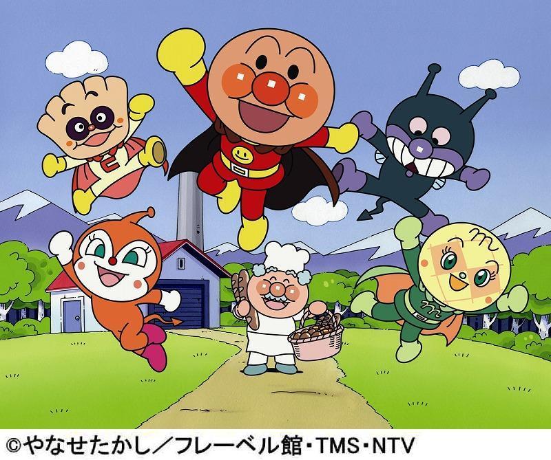 名古屋アンパンマンミュージアムが、長島スパーランド内に登場!のサムネイル画像