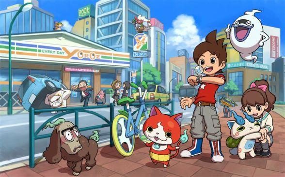 どのキャラクターが好き?妖怪ウォッチ人気キャラクターランキングのサムネイル画像