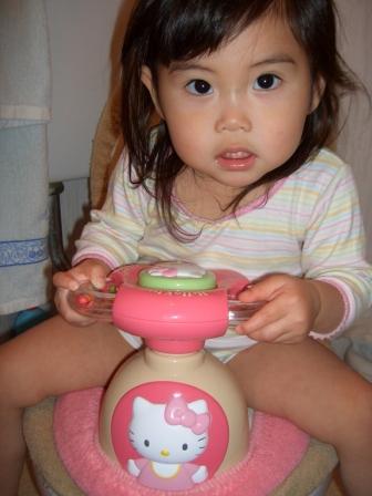 トイレトレーニングに使う補助便座、みんなはどんなの使ってる?のサムネイル画像