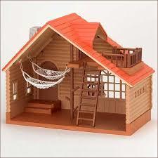 こんなお家に住みたい☆クオリティの高いシルバニアファミリーのお家のサムネイル画像