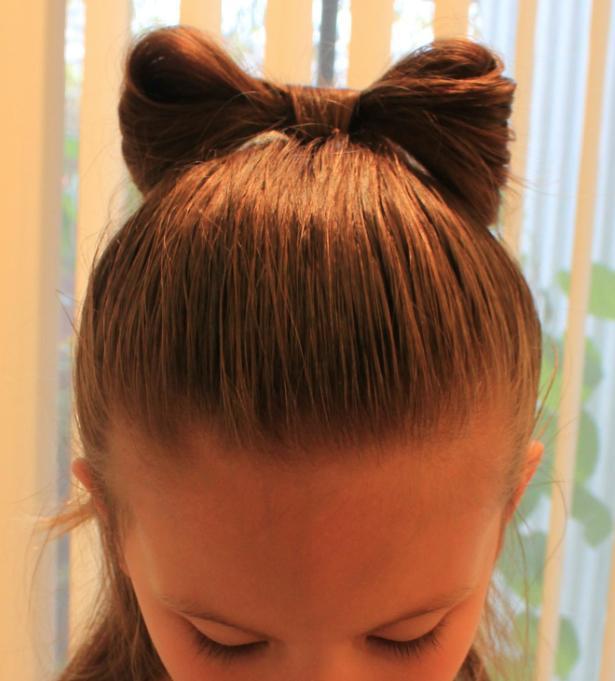 子供 髪型アレンジ 女の子 簡単
