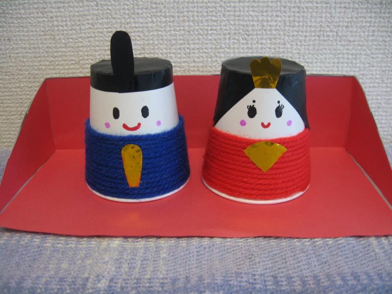 【雛祭り】かわいい雛人形、想いを込めて手作りしてみませんか?のサムネイル画像