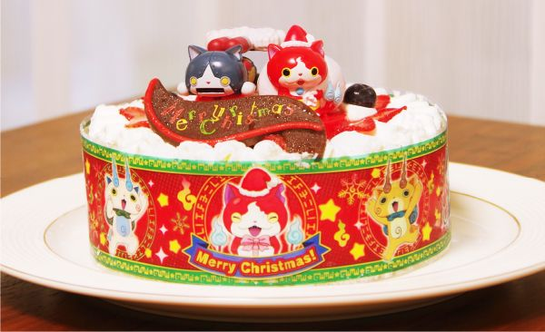 【大切な記念日に】妖怪ウォッチのケーキ特集♪【ケーキアート】のサムネイル画像