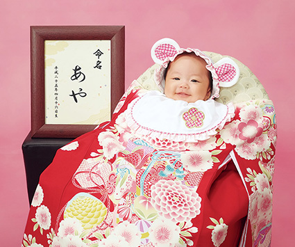 【お宮参り】大切な赤ちゃんの記念写真はどうやって撮ればいい?のサムネイル画像