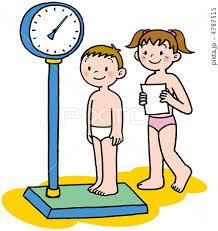 最近目立つ肥満児 子供の理想の体重について考えてみませんか?のサムネイル画像
