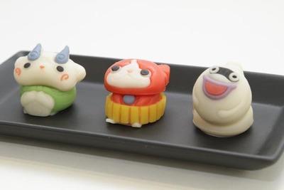期間限定でリアルな妖怪ウォッチの和菓子が発売されていた!のサムネイル画像