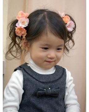 【作り方あり】とてもかわいい!キッズのヘアゴムを手作りしよう!のサムネイル画像