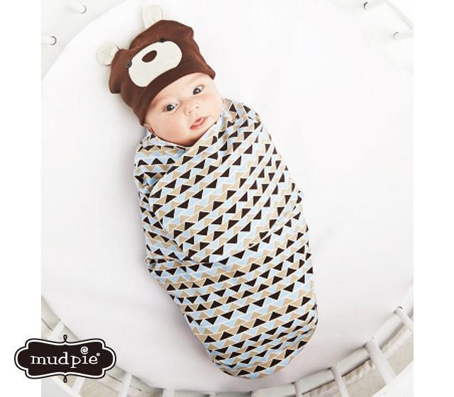 新生児にとって良い効果がいっぱい!おくるみを手作りしませんか?のサムネイル画像