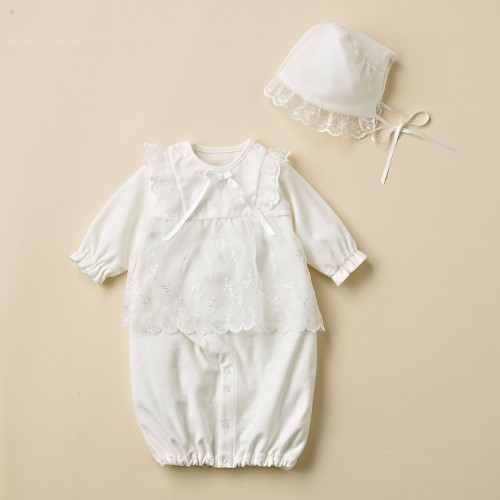 出産退院時・お宮参りの男の子のセレモニードレスを揃えましょうのサムネイル画像