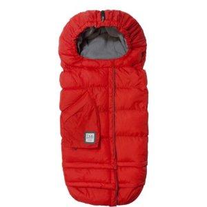 ベビーカーのフットマフを使って、赤ちゃんも暖かい格好をしよう☆のサムネイル画像