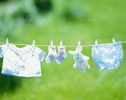 赤ちゃんが生まれて洗濯どうしてる?洗剤は何を使ってる??のサムネイル画像