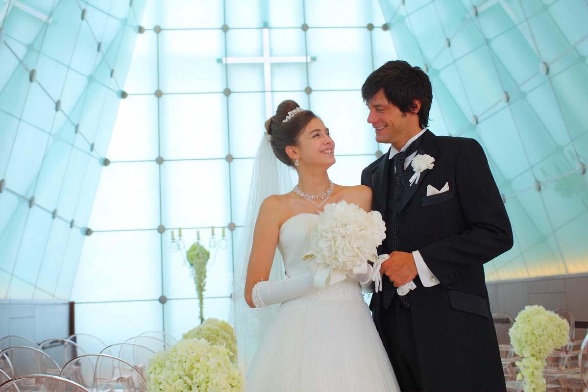 結婚式のときに新郎新婦が渡すプレゼント選び、これが喜ばれるのサムネイル画像