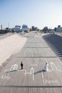 オシャレな人気の都市!横浜らしさのある人気の結婚式場カタログの画像