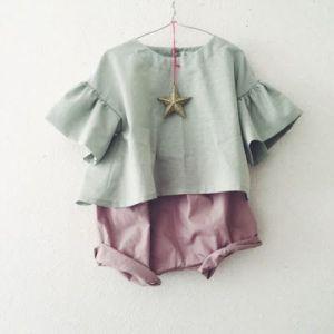 【カンタン!】ハンドメイド・子供服を手作りしよう!【節約!?】の画像