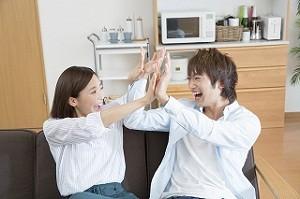 カップル必見!同棲するために最適な部屋の間取りはコレだ!のサムネイル画像