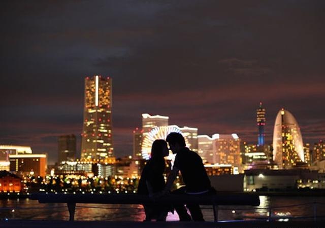 ここを選べば間違い無し!大阪の夜のお勧め人気デートスポットのサムネイル画像