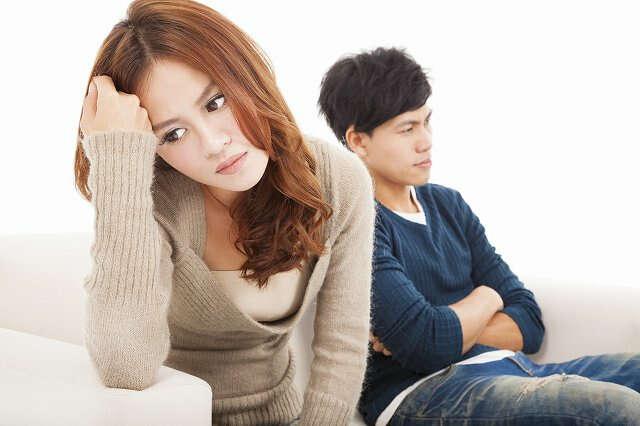 夫婦あるある!夫婦間に起こりがちなケンカの原因と仲直りの方法のサムネイル画像