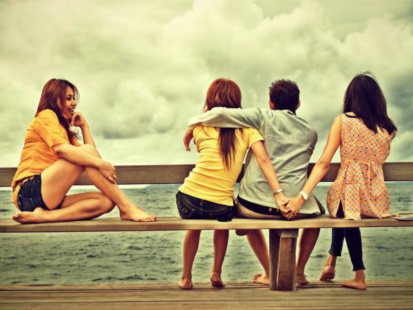 友達の好きな人が自分と同じだった…これってカミングアウトすべき?のサムネイル画像