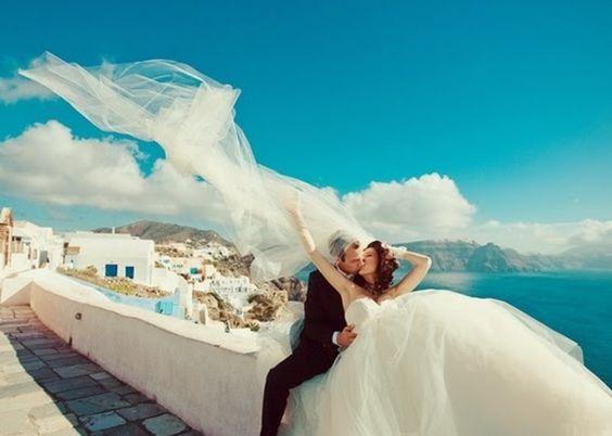 どこに行く?!みんなの憧れ【海外への新婚旅行】おすすめ5選♡のサムネイル画像