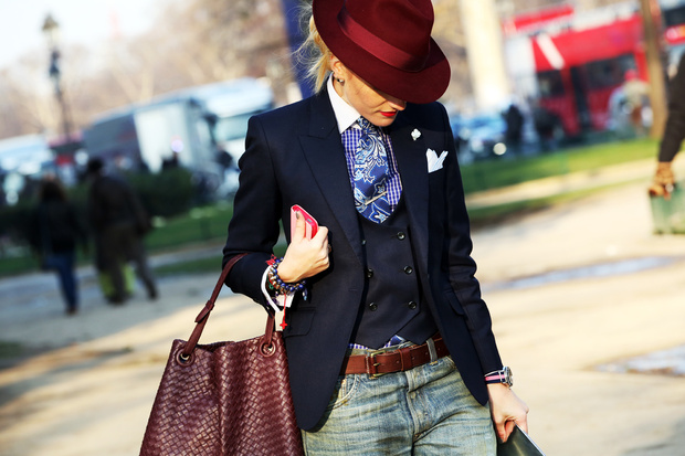 春服で楽しめるメンズライクファッション!コーデやブランドもご紹介のサムネイル画像