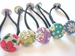 【くるみボタン】ヘアゴムがかわいい!あなたはどれが好き?のサムネイル画像