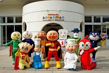 行ってみたい!横浜アンパンマンミュージアムについてまとめましたのサムネイル画像