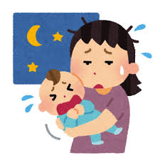ママだって泣きたくなっちゃう☆1歳児の夜泣きの原因と対策!のサムネイル画像