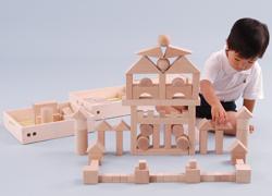 積み木で考える力も養える!おすすめ!積み木、3商品を紹介!のサムネイル画像