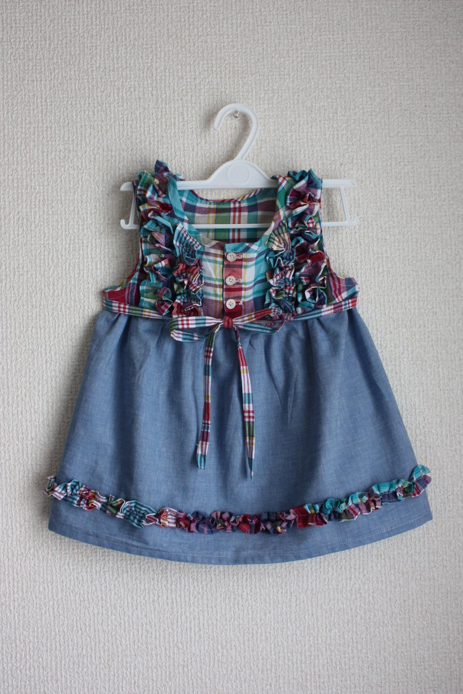 初心者でも大丈夫!?ステキな子供服をハンドメイドしてみたいなのサムネイル画像