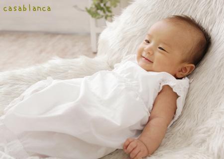 何を着せたらいいの!?初めてのお宮参りのベビードレスを探ろう!!のサムネイル画像