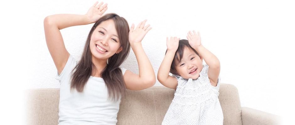 1歳児のお子さんと一緒に楽しむため手遊び!オススメ20選!のサムネイル画像