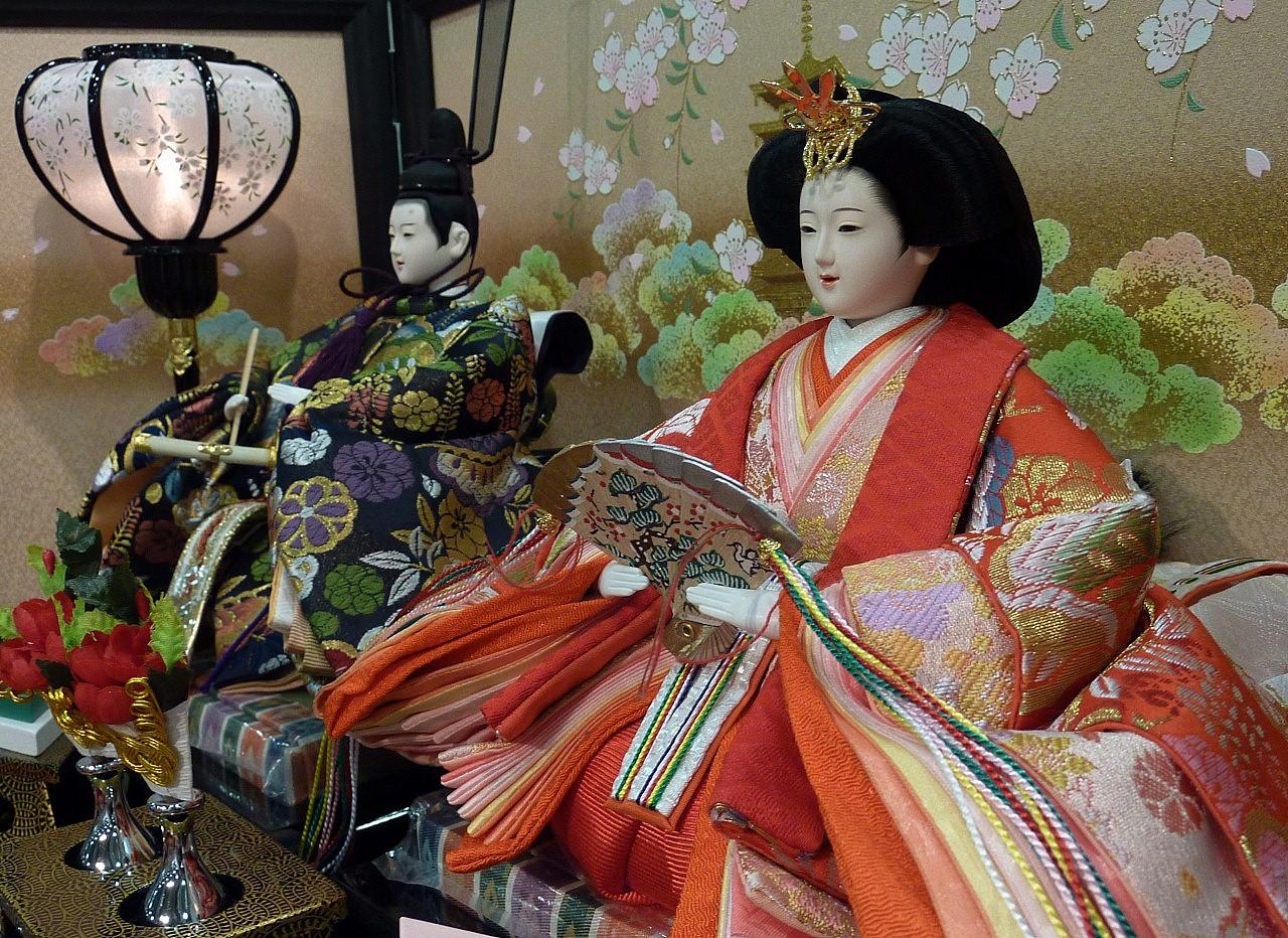 ひな祭りの由来のサムネイル画像