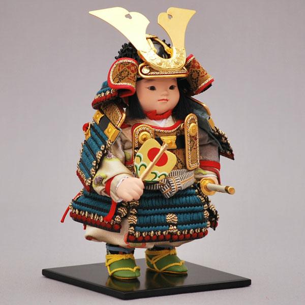 五月人形は男の子のお祝い どんな人形が人気があるのか見てみよう!のサムネイル画像