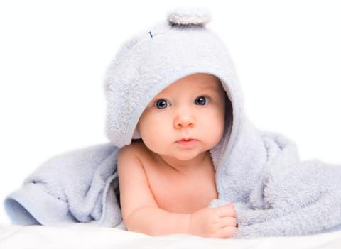 プレゼントにも♪こだわって選びたい赤ちゃんのバスタオル☆のサムネイル画像