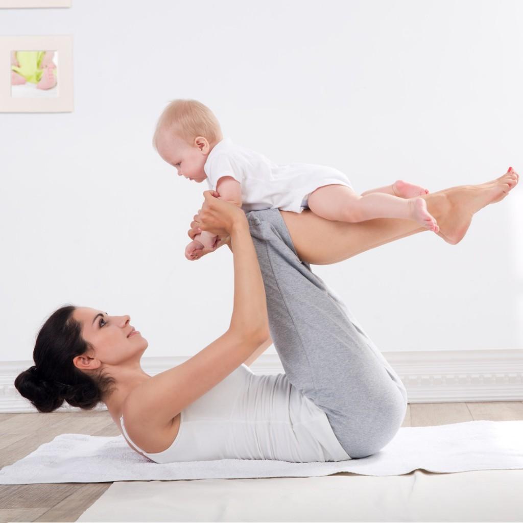 【驚愕】産後1ヵ月は体重が減らない?痩せる過ごし方まとめのサムネイル画像