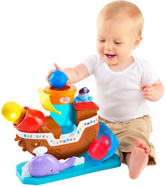 楽しく遊びながら知育も!★1歳の赤ちゃんにおすすめ知育玩具★のサムネイル画像