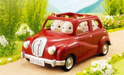 シルバニアファミリーの車色々あります。集めてみませんか?のサムネイル画像